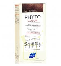 Phyto Phytocolor 6,34 Bio Scu Ram In