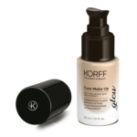 Korff Linea Cure Make Up Fondotinta Fluido Effetto Lifting Glow 30 ml Colore 01