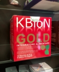 KBioN GOLD 42 bs 8G Gusto Fragola