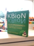 KBioN GLUCOMANNANO 10 stick 3g