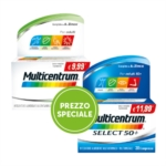 Multicentrum Select 30 Compresse Promo