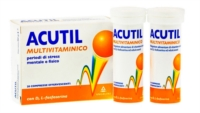 Acutil Fosforo Linea Advance Integratore Alimentare 50 Compresse