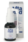 Aftamed Spray Orale Lenitivo Calmante Anti Irritazioni 20 ml