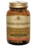 Solgar Neuro Nutrients Integratore 30 Capsule