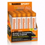 Named Sport Linea Sportivi Acetyl L Carnitine Strong Liquid Integratore 1 Fiala
