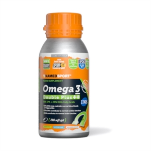 Named Sport Linea Integrazione Sportiva Omega3 Double Plus++ 240 Softgel