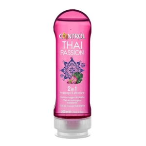 Control Linea Piacere Coppia 2in1 Massage & Pleasure Gel Thai Passion 200 ml