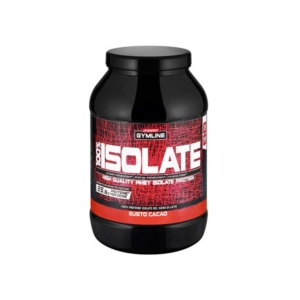 Enervit Sport Linea Gymline 100% Isolate Whey Protein High Quality Cacao 900 g