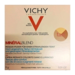 Vichy Make up Linea Mineralblend Cipria Mosaico Idratante Uniformante 9 g Light